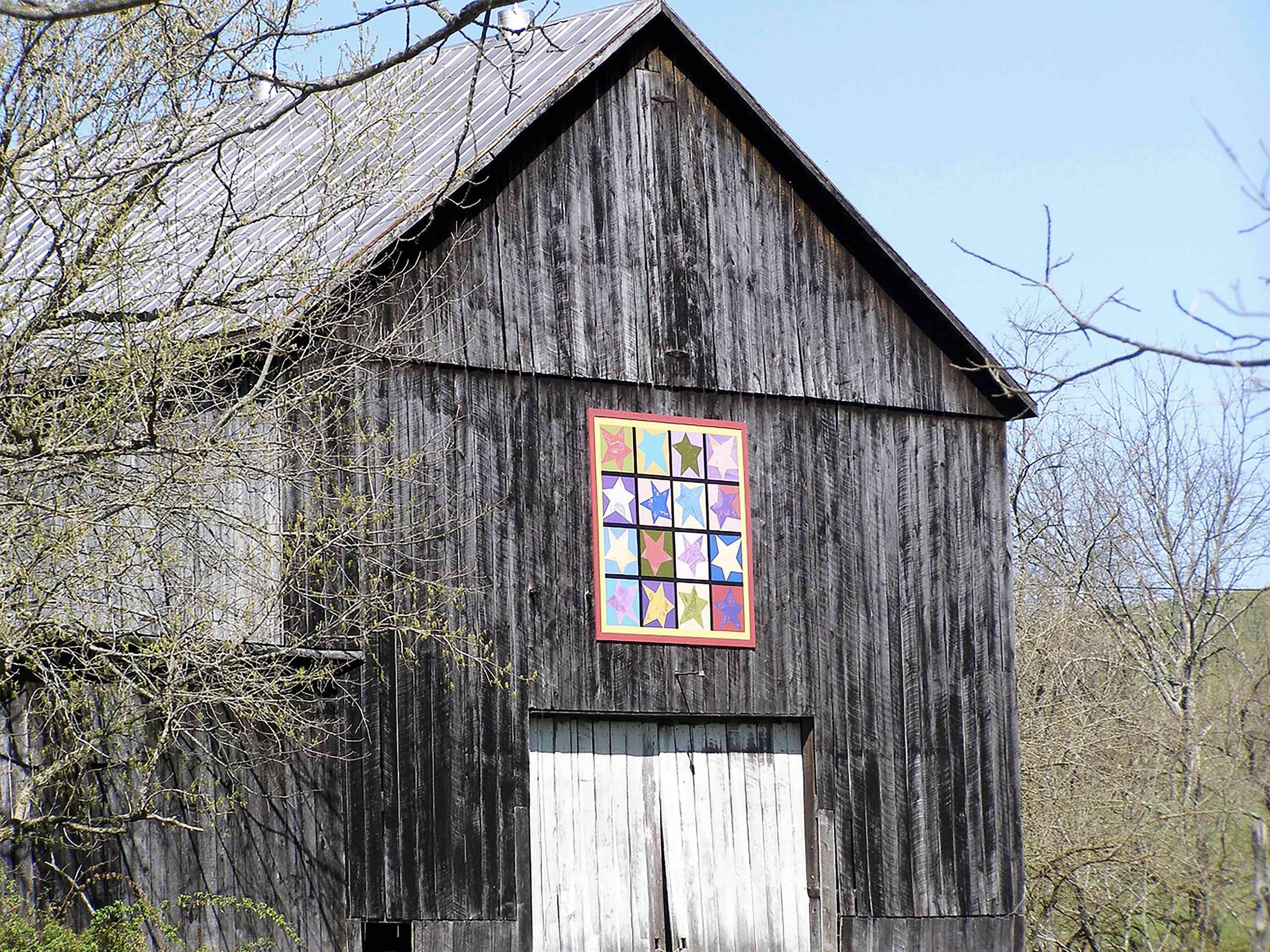 6 reasons why barn quilt trail