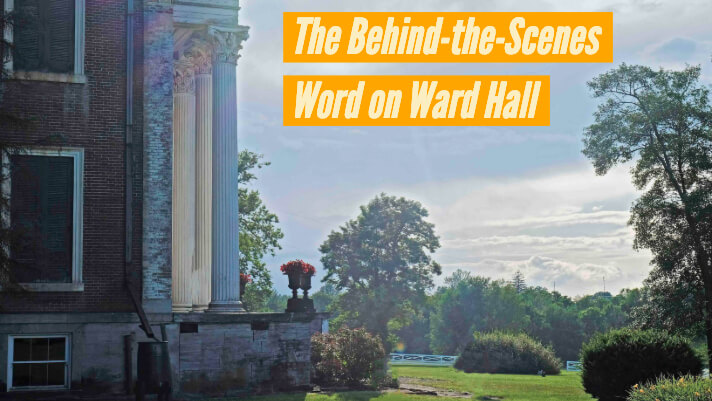 ward hall storytelling cover image